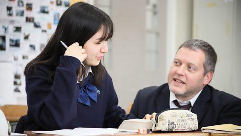 安田理氏に聞く 今注目の学校 啓明学園中学校・高等学校