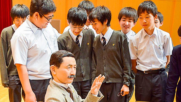 安田理氏に聞く 今注目の学校 二松学舎大学附属柏中学校・高等学校