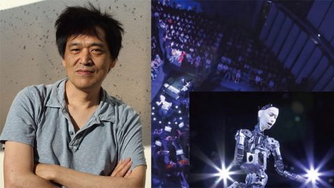 「ALife(人工生命)」生命の本質に迫ったアルゴリズムの探究:東京大学大学院総合文化研究科 池上 高志教授