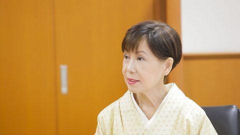 法政大学田中優子総長に聞く コロナ禍における法政大学の対応と高校生に向けてのメッセージ