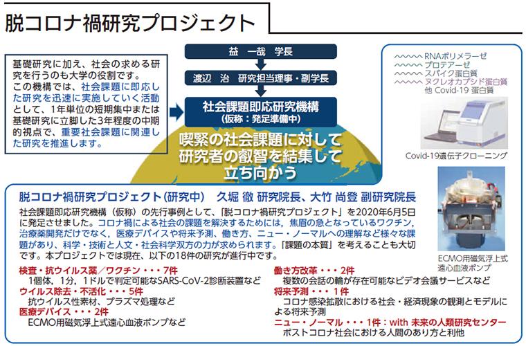 [東京工業大学]世界最先端の研究と充実した教養教育でグローバルな理工系人材を養成し、「世界最高の理工系総合大学」の実現を目指す