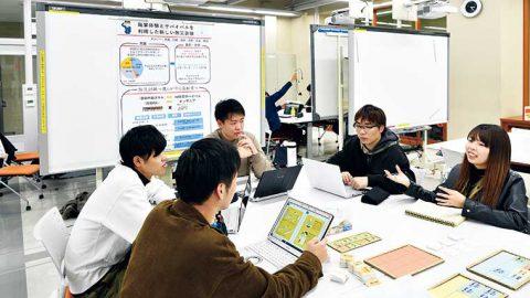 就職に力を入れている大学ランキング2020(北陸・東海編)