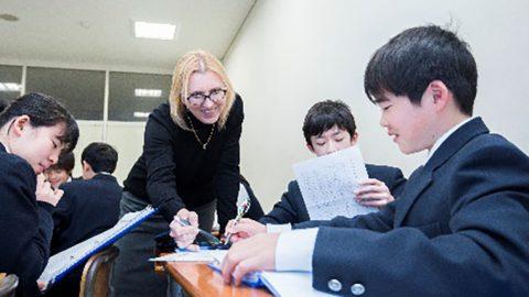 安田理氏に聞く 今注目の学校 麗澤中学・高等学校