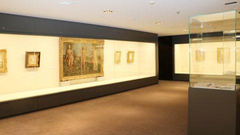 聖徳大学が4月2日~7月27日まで収蔵名品展「藤田嗣治」を開催 ─ 大作「優美神」など約20点を無料で一般公開