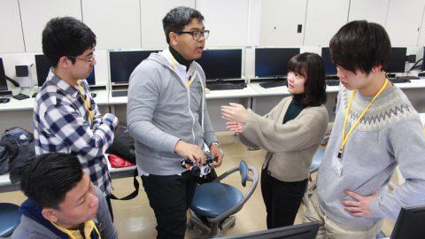 芝浦工業大学で留学必須のプログラムがシステム理工学部全5学科でスタート ~卒業単位の1/4を英語で履修~