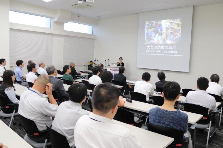 日本獣医生命科学大学が学校法人聖徳学園と連携事業に関する協定を締結、合同研修を実施