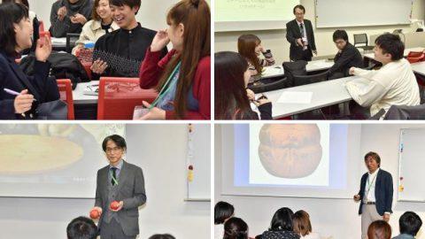 玉川大学独自の「ESTEAM教育」を推進する、Society5.0を意識した授業の集大成