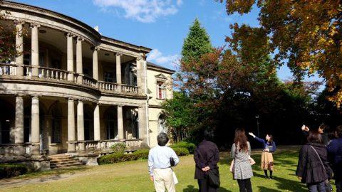 清泉女子大学が10~12月に秋の本館(旧島津公爵邸)見学ツアーを開催