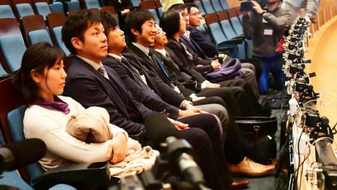 近畿大学が産学連携で「笑い」の測定方法を開発~「笑い」が身体・心理的に与える影響を医学的に検証
