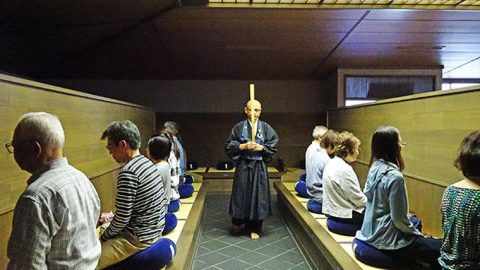 駒沢女子大学・短期大学が恒例の仏教講座を開催