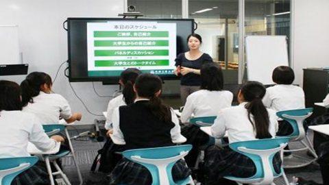 2021年4月から芝浦工大附属中学校が男女共学に