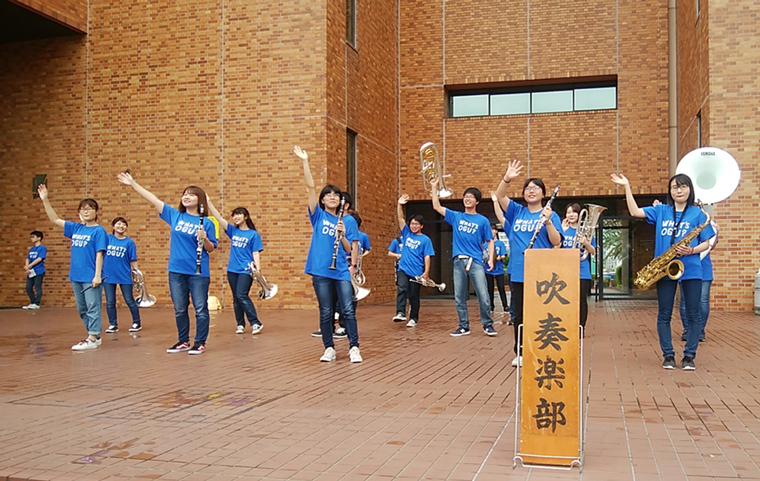 大阪学院大学のオープンキャンパスに行ってみた!