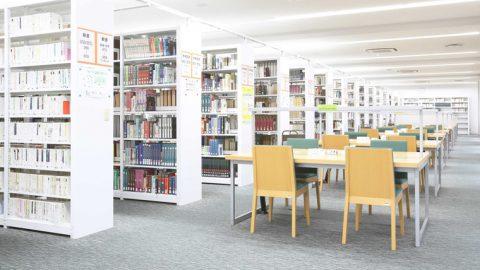 東洋学園大学が9月6日まで文京区在住の社会人に図書館を開放