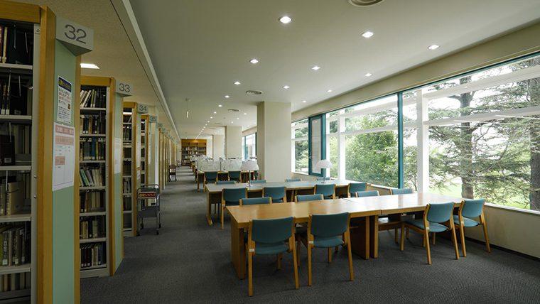 東京女子大学が女子中高生向けに9月23日まで図書館を開放