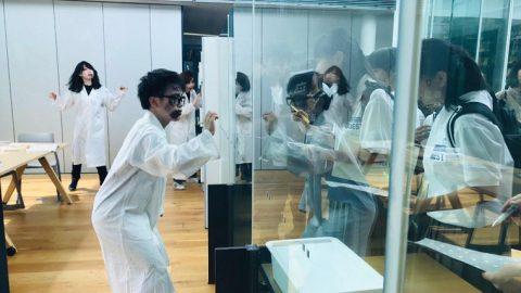 近畿大学がオープンキャンパス「ゾンビだらけの謎解きイベント」を開催