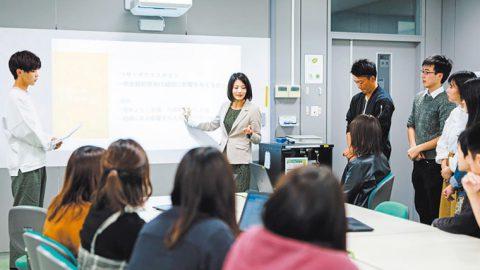 武蔵大学が経済学部ゼミトークを公開 ~古村ゼミ「若者はなぜすぐに会社をやめてしまうのか?」など