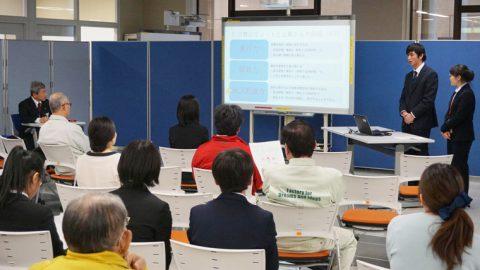 越日工業大学(ベトナム)と金沢工業大学の学生がペアを組み、企業でインターンシップ