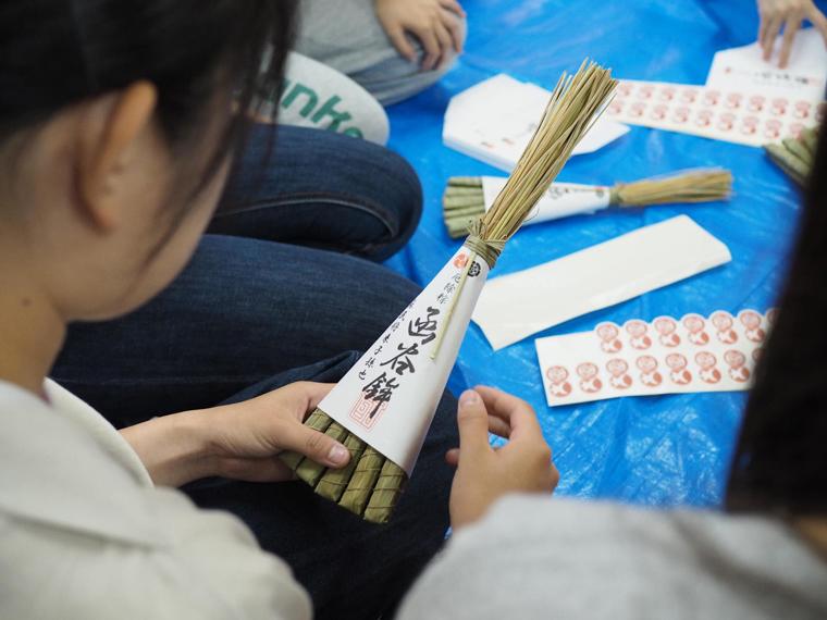 京都産業大学京都文化学科のゼミ生が祇園祭の運営に参加 ~伝統文化の継承を支える