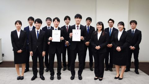 3大会連続14度目、経済学検定試験(ERE)「大学対抗戦」で創価大学の経済学部理論同好会が日本一に