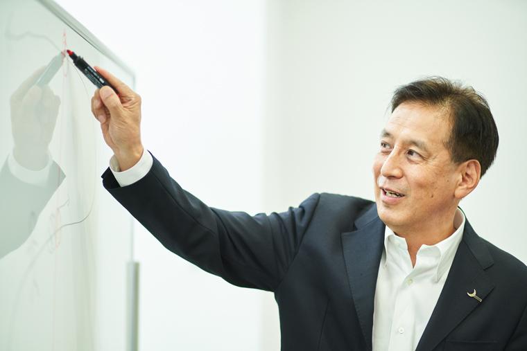 リーダーシップを語る[3]村尾信尚 関西学院大学教授