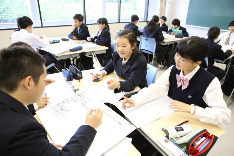 桐蔭学園の「アクティブラーニング型授業」~5年間の歩みから、No.1の秘密に迫る~
