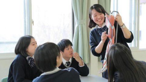 藍野高等学校が2020年4月より「メディカルサイエンスコース」を設置