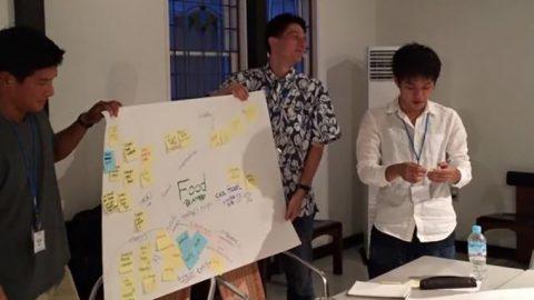 海外で活躍する社会起業家を育成 ~近畿大学が高大連携「SDGs×問題解決プログラム」を開催