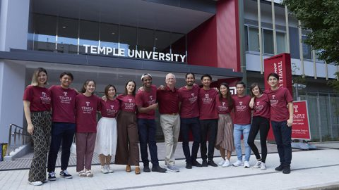 テンプル大学ジャパンキャンパスが11月に新キャンパス記念式典を開催 ~駐日米国臨時代理大使も出席予定