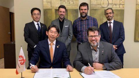 金沢工業大学が工学系大学 カナダトップ5に入るケベック州立高等工学技術学院と覚書を締結