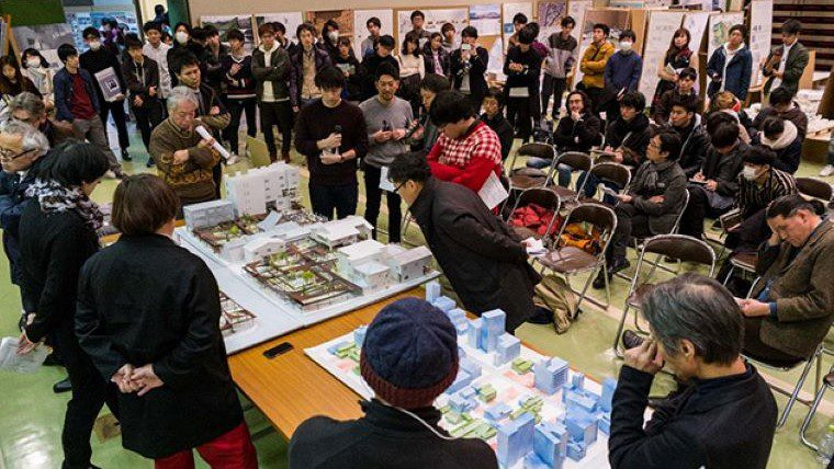 2月2~4日まで「近大展 ― 近畿大学建築学部卒業設計展2020」を一般公開