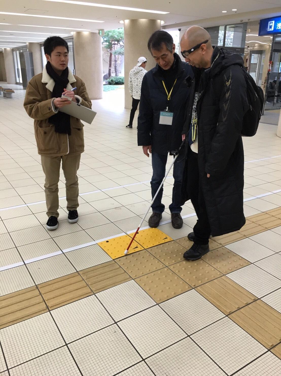 金沢工業大学が「コード化点字ブロックを活用したAI音声誘導サービス」の社会実装研究を開始 ~オープンデータ化し、金沢発の事業として他の自治体での普及も目指す
