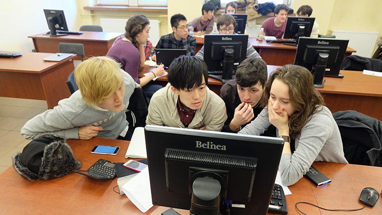 グローバルエンジニアの育成を目指す―芝浦工業大学