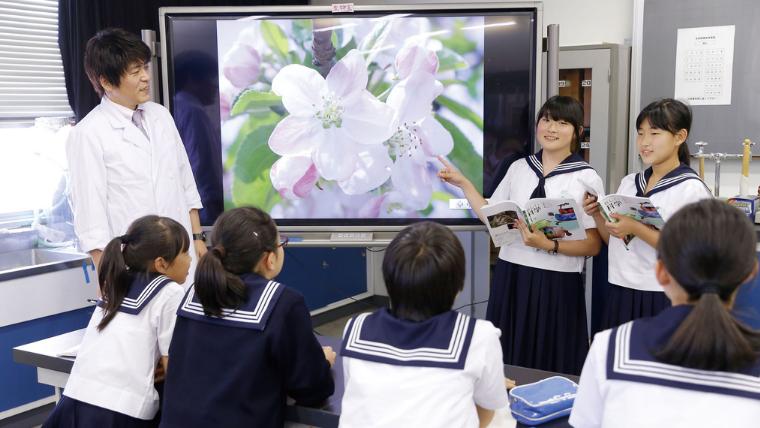 【2021中学入試ルポ】大学合格実績の好調をアピール|十文字中学校
